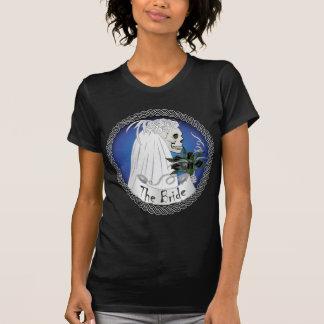 Bridal Skull T Shirt