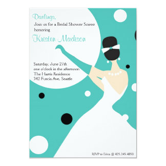 Bridal Soiree Card