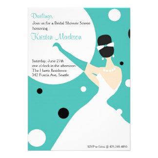 Bridal Soiree Custom Invitation