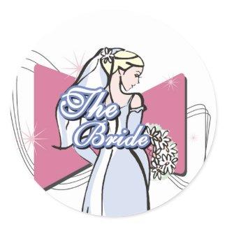 Bridal Stickers sticker