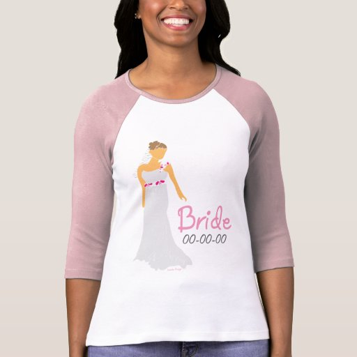 Bridal T-shirt Apparel Gift