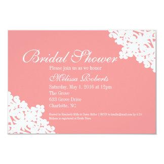 Bridal Tea or Shower Invite | A Bridal Tea - pink
