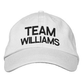 Bridal Team Personalized Adjustable Hat