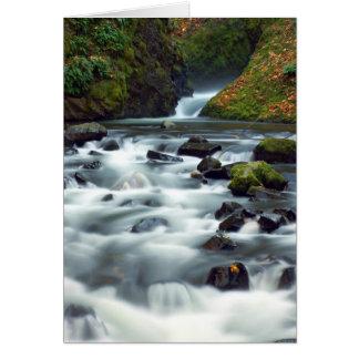 Bridal Veil Creek Card