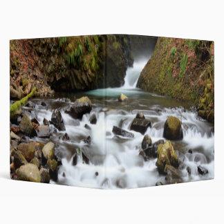 Bridal Veil Falls Creek Waterfall Avery Binder