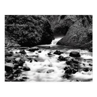 Bridal Veil Falls Oregon Postcard