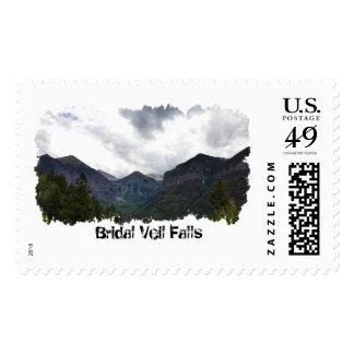 Bridal Veil Falls Postage