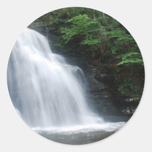 Bridal Veil Falls Stickers