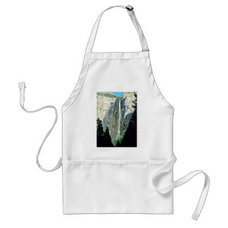 Bridal Veil Falls - Yosemite National Park Adult Apron
