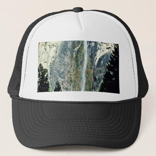 Bridal Veil Falls - Yosemite National Park Trucker Hat