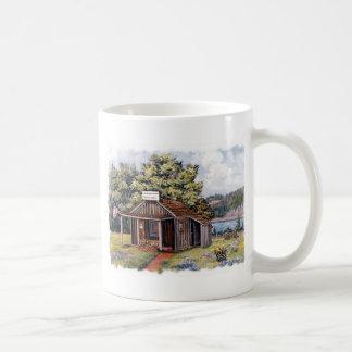 Bridal Veil Post Office Coffee Mug Basic White Mug