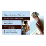 Bridal Wedding Card Business Cards