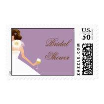 Bridal Wine Ensemble (lilac) Postage