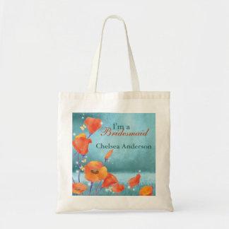 BridalHeaven Poppy Wedding Bridesmaids Gift Bags