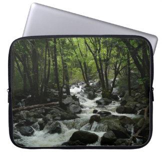 Bridalveil Creek in Yosemite National Park Computer Sleeve