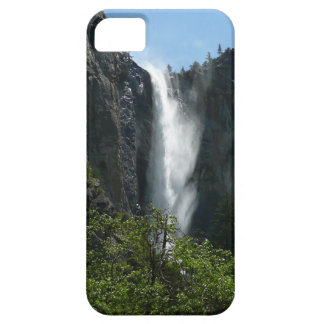 Bridalveil Falls at Yosemite National Park iPhone 5 Covers