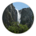 Bridalveil Falls at Yosemite National Park Ceramic Knob