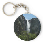 Bridalveil Falls at Yosemite National Park Keychain