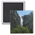 Bridalveil Falls at Yosemite National Park Magnet