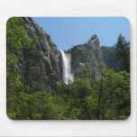Bridalveil Falls at Yosemite National Park Mouse Pad