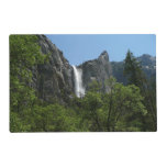 Bridalveil Falls at Yosemite National Park Placemat