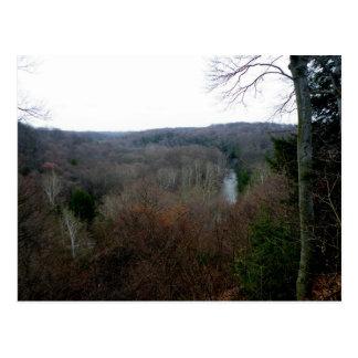 Bridalveil Falls Postcard