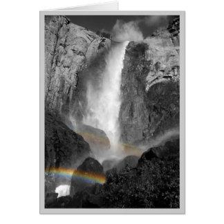 Bridalveil Rainbows Card