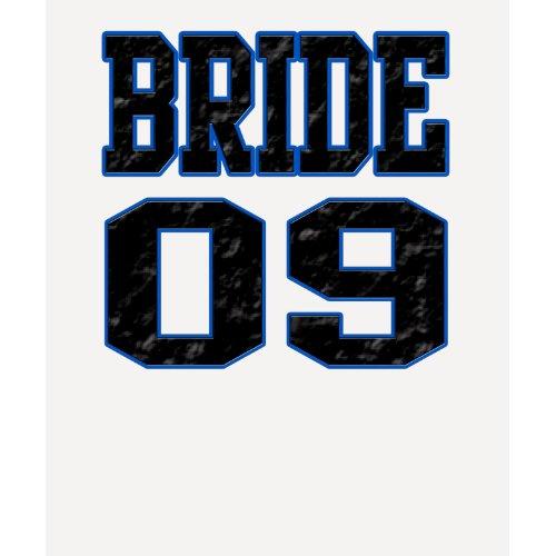 Bride 09 shirt
