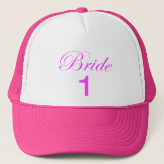 Bride 1 Trucker Hat