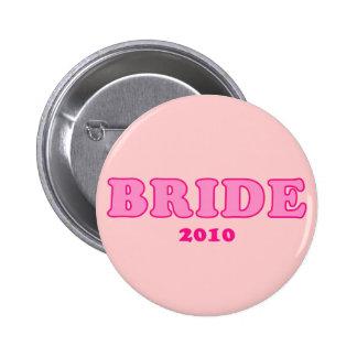 Bride 2010 pins