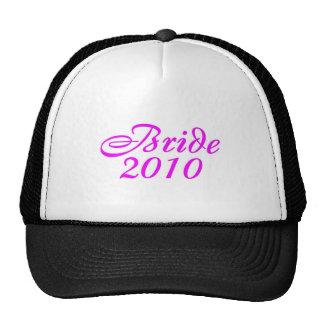 Bride 2010 (Pink) Trucker Hat