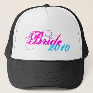 Bride, 2010 trucker hat