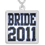 Bride 2011 necklace