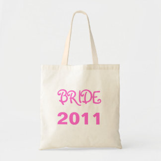 Bride 2011 Tote