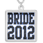 Bride 2012 custom jewelry