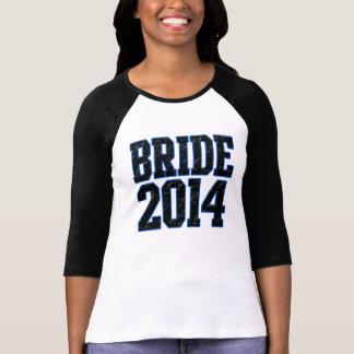 Bride 2014 T-Shirt
