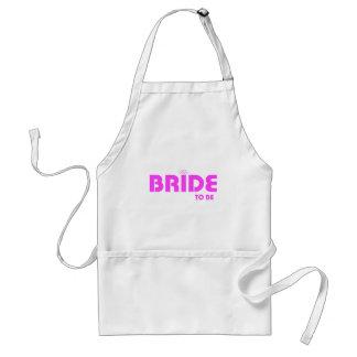 bride 2 b aprons