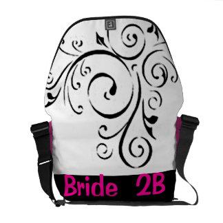 Bride 2B Rickshaw Messenger Bag
