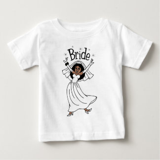 Bride (African-American) Baby T-Shirt
