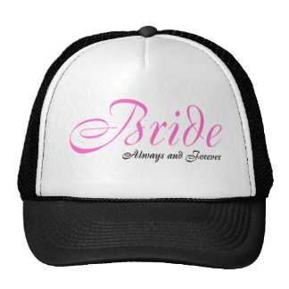 Bride (Always and Forever) Trucker Hat