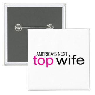 Bride Americas Next Top Wife Button