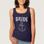 Bride Anchor Women's Shirt