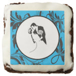 Bride and Groom 01 LBBCP Square Brownie