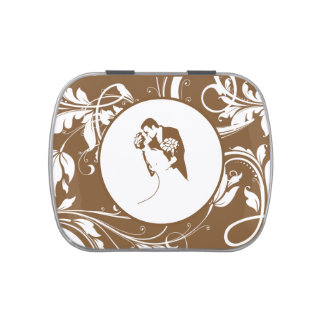 Bride and Groom 01 SWRP Candy Tins