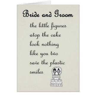 Wedding Poem Greeting Cards Zazzle