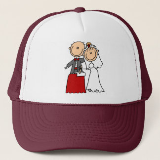 Bride And Groom Hat