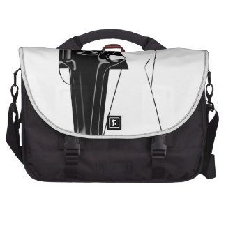 Bride And Groom Computer Bag