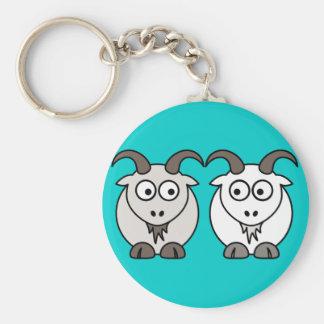 Bride and Groom Souvenir Keyring Keychain