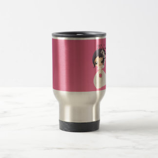Bride and Maid of Honor 15 Oz Stainless Steel Travel Mug