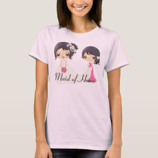 Bride and Maid of Honor T-Shirt